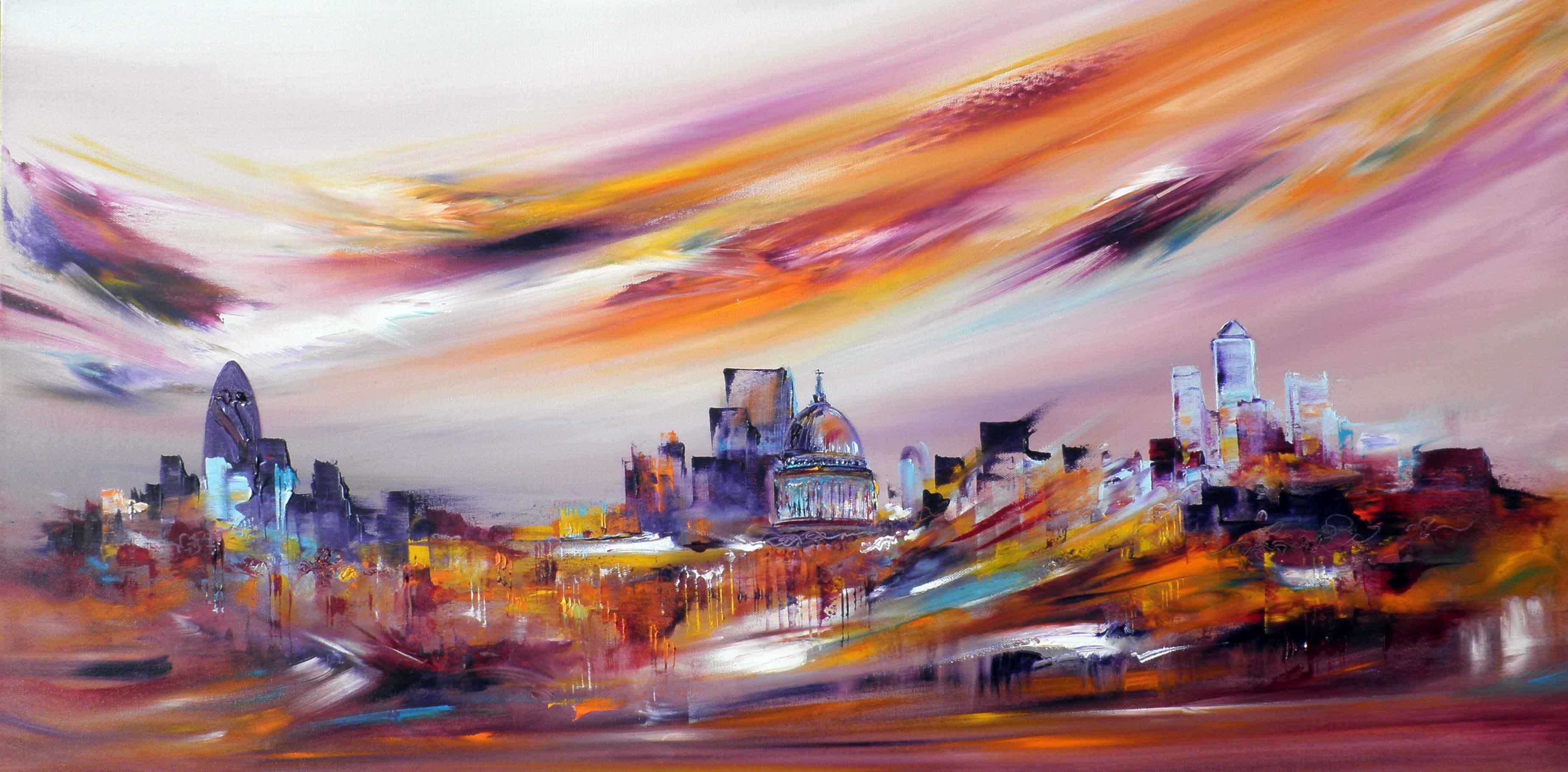 Rainbow Everywhere by Sara Sherwood