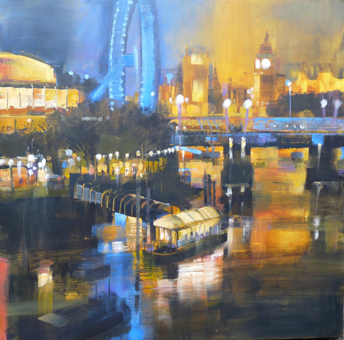 Southbank by Chris Forsey