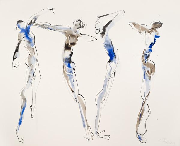 The Valkyries I by Bella Pieroni