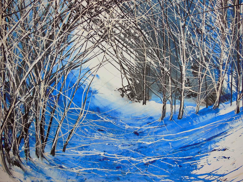 Winter_Stillness by Peter Hill