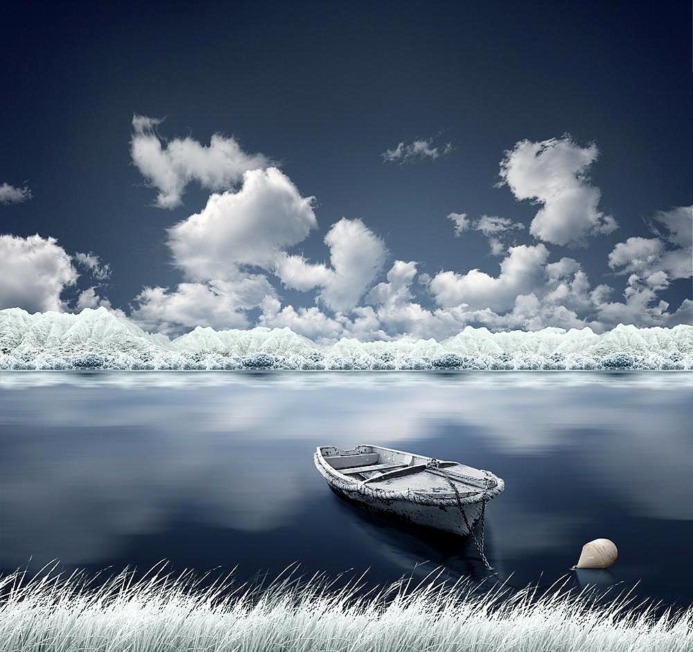 IR Landscape2 by Ionut Caras