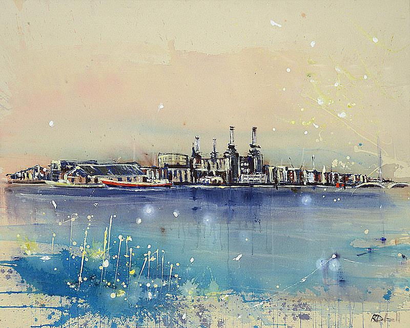 Battersea Power Station  by Rachael Dalzell