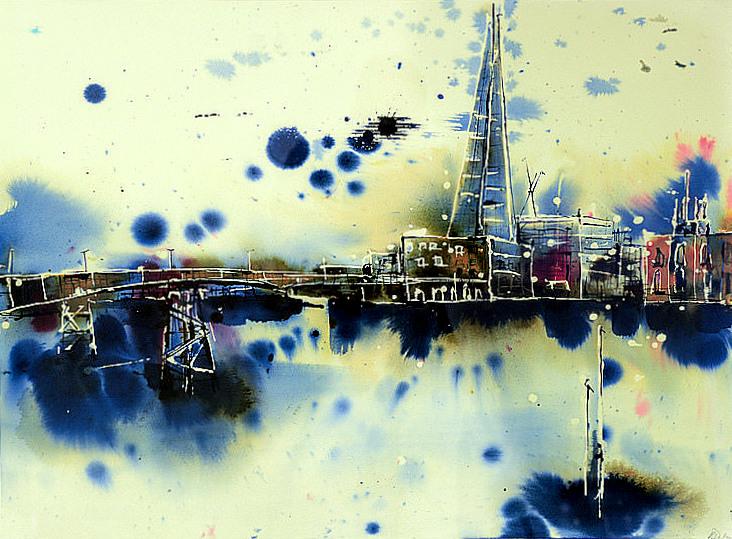The Shard  by Rachael Dalzell
