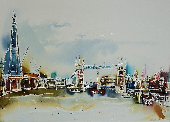 Tower Bridge  by Rachael Dalzell