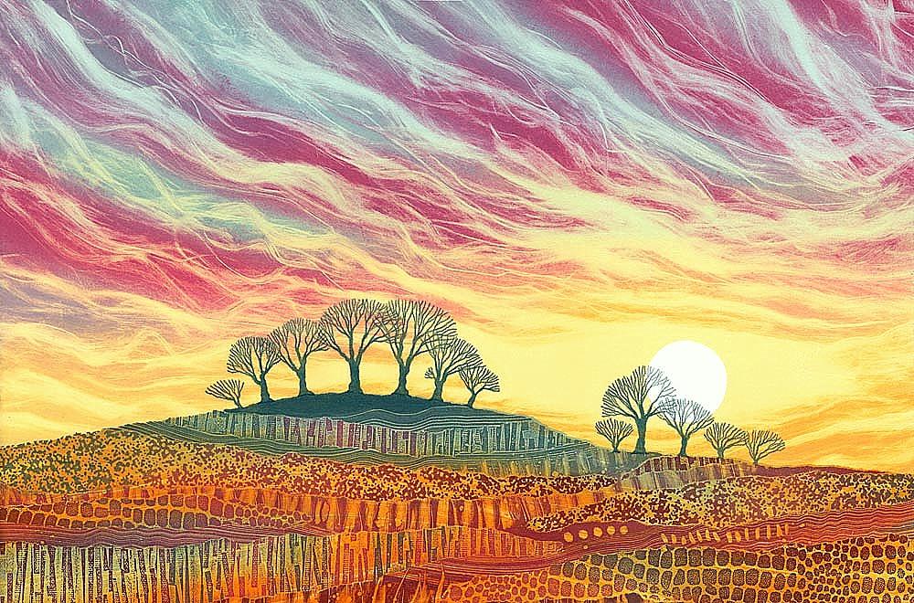 Daybreak by Rebecca Vincent