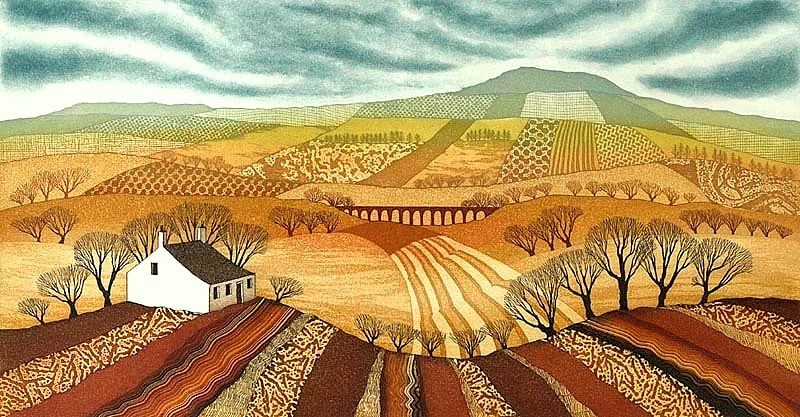 Shepherds Cottage by Rebecca Vincent