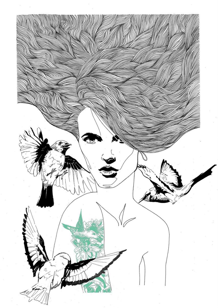 Birdie  by Felix Green