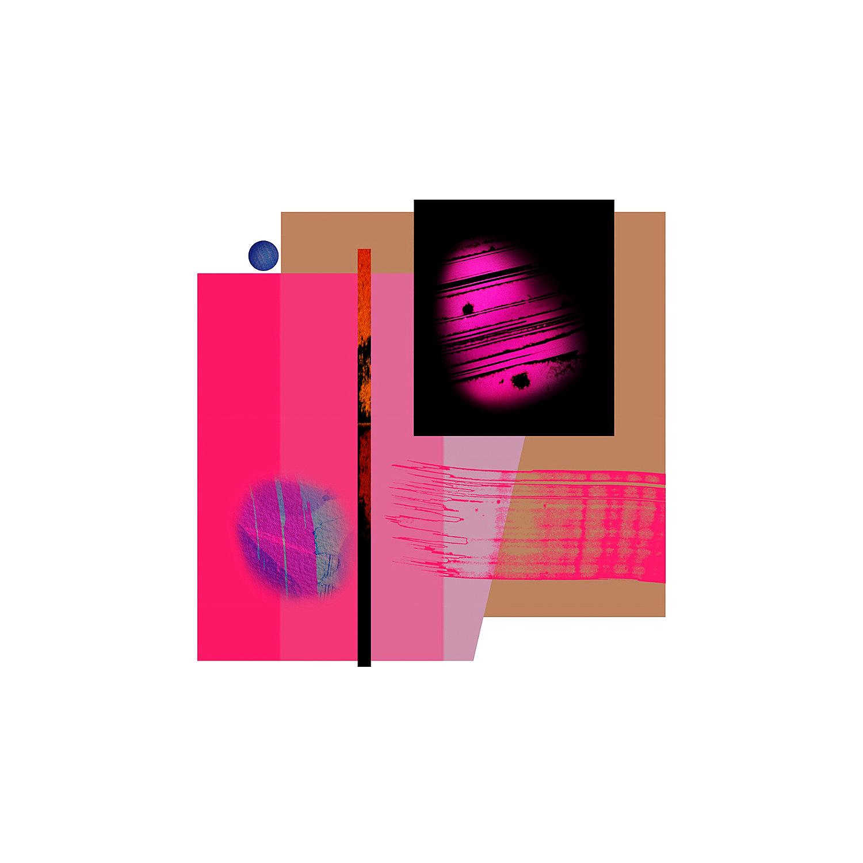 Pink Caramel  by Michael Hunter