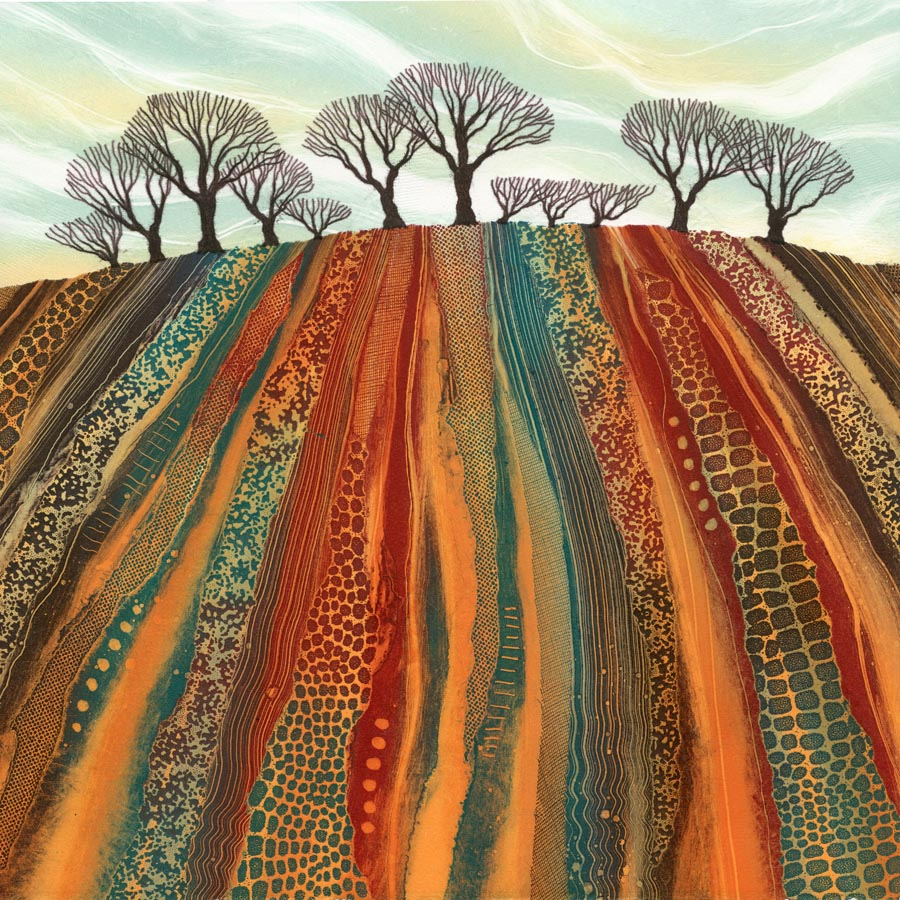 Earth Lines by Rebecca Vincent