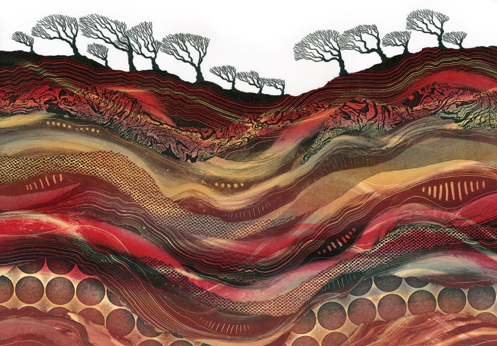 The Heart of the Earth by Rebecca Vincent