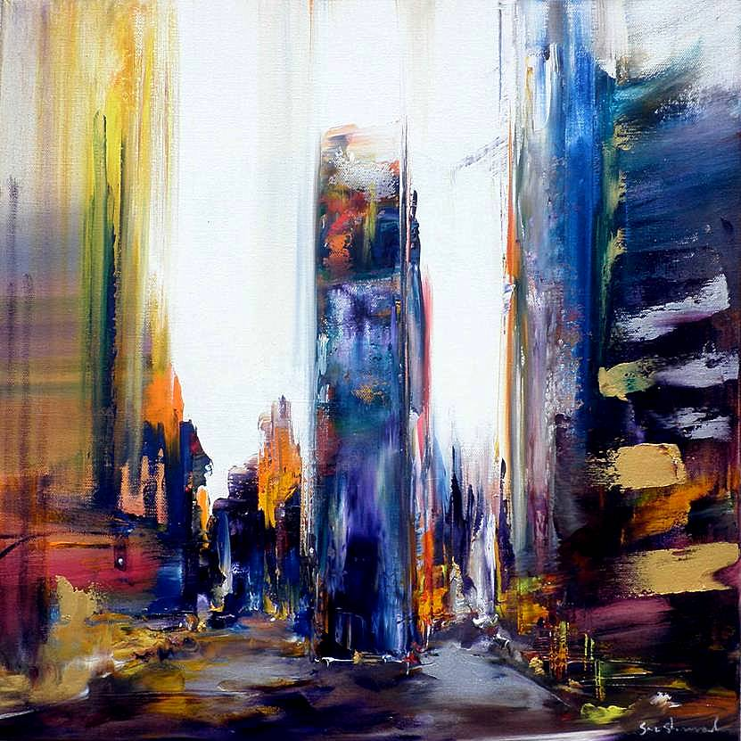 Walking with You by Sara Sherwood