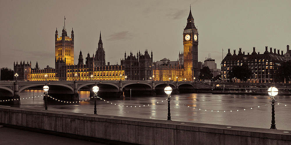 Westminster  by Assaf Frank