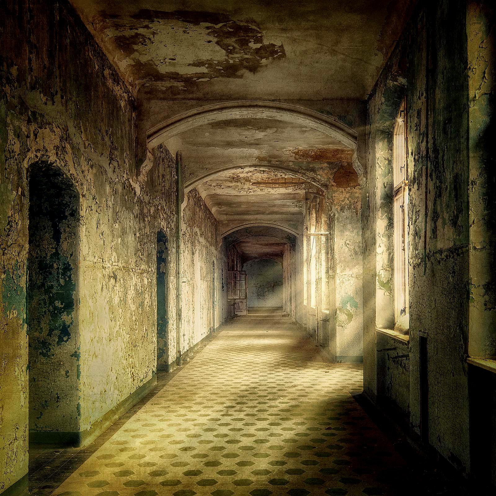 Hallway of Dreams by Markus Studtmann