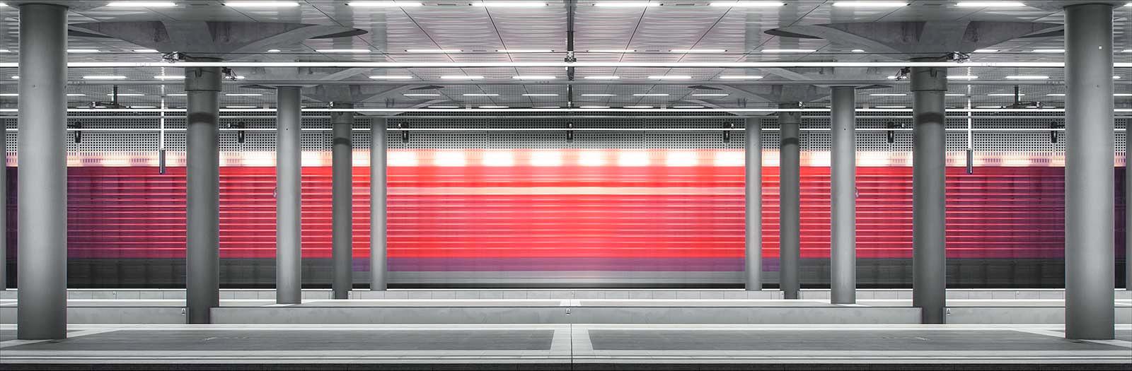 Non-stop III by Markus Studtmann