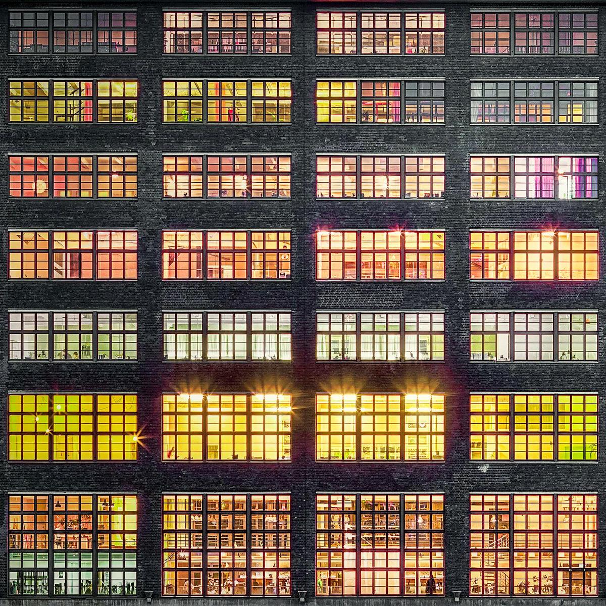 Windows III  by Markus Studtmann