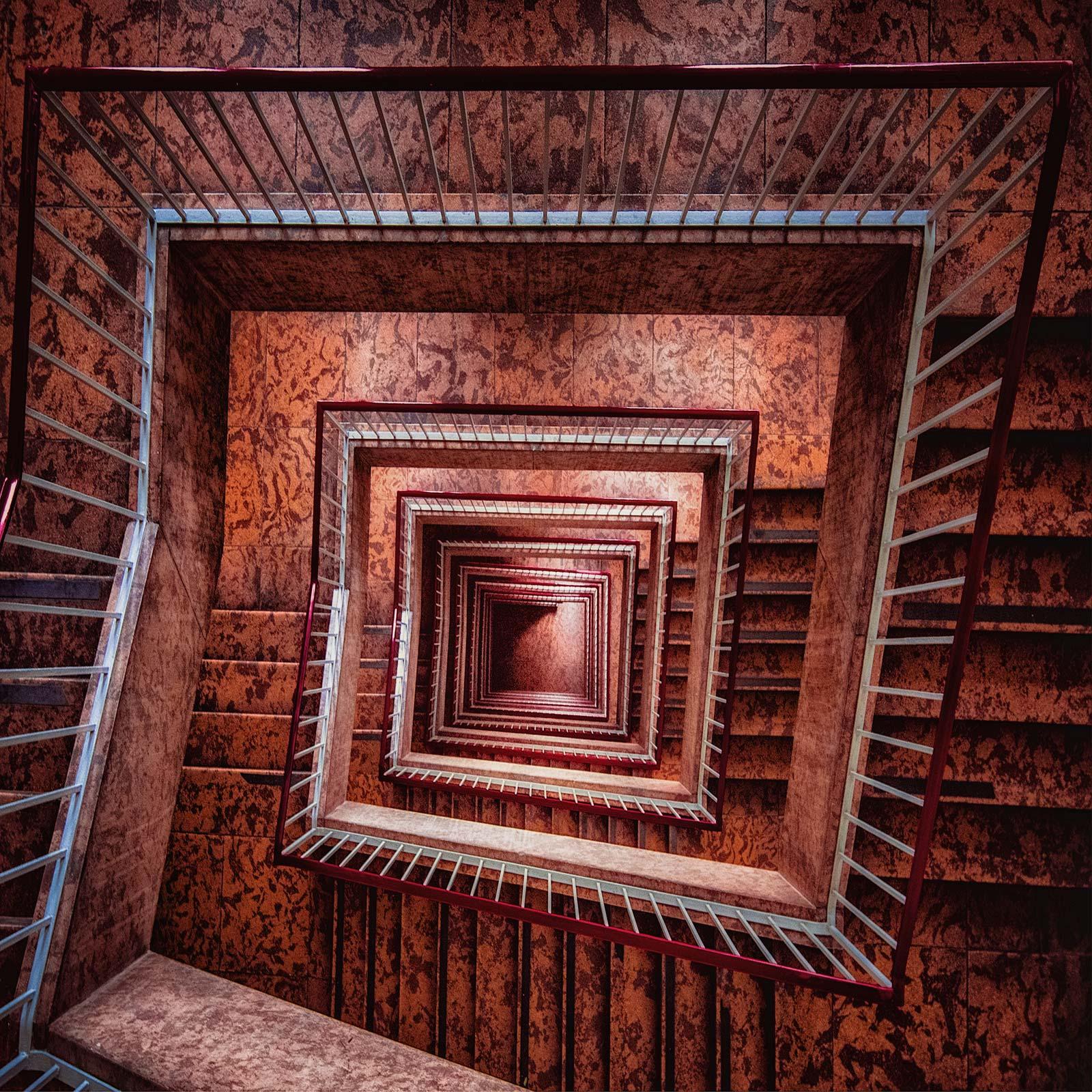 Staircase VI by Markus Studtmann