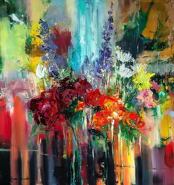 Bouquet of Flowers by Ewa Czarniecka
