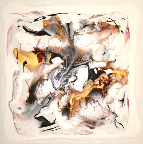 Dancing with Shadows by Paresh Nrshinga
