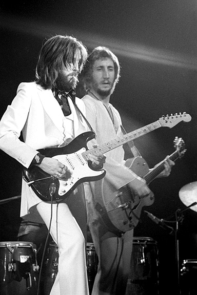 Eric Clapton 1 by Barry Plummer