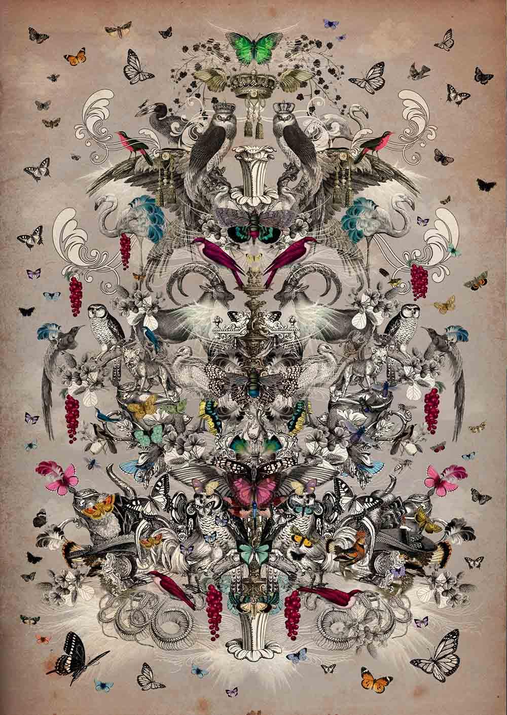 Monarch's Banquet by Joseph Alexander Goode