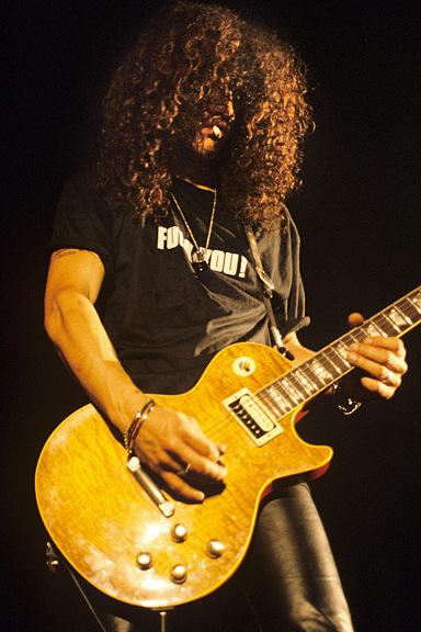 Guns N Roses 1 by Barry Plummer