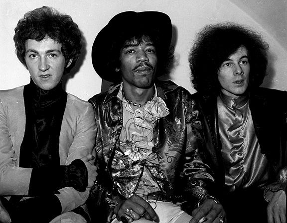 Jimi Hendrix 1 by Barry Plummer