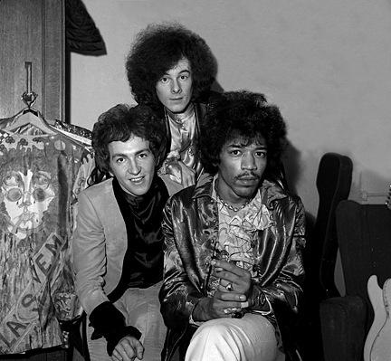 Jimi Hendrix 2 by Barry Plummer