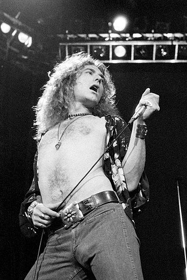 Led Zeppelin 2 by Barry Plummer