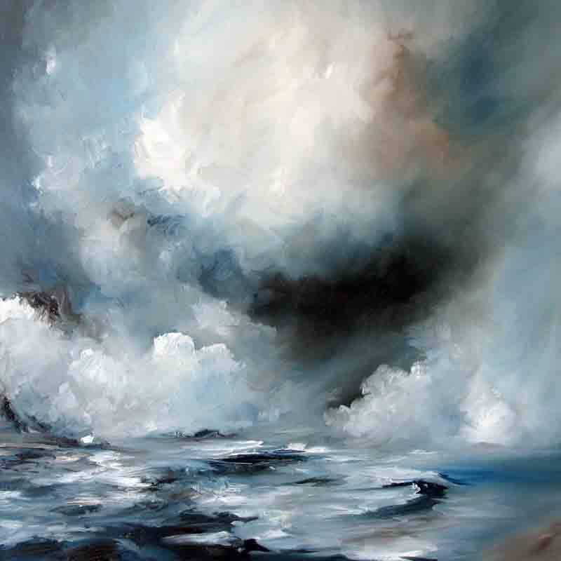 Storm Calling by Alison Johnson