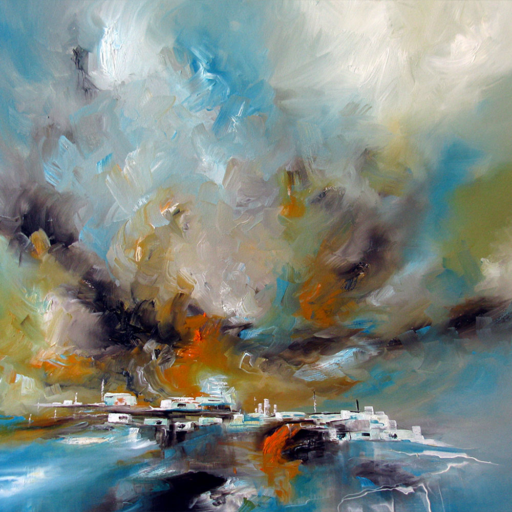 Sun Blazes by Alison Johnson