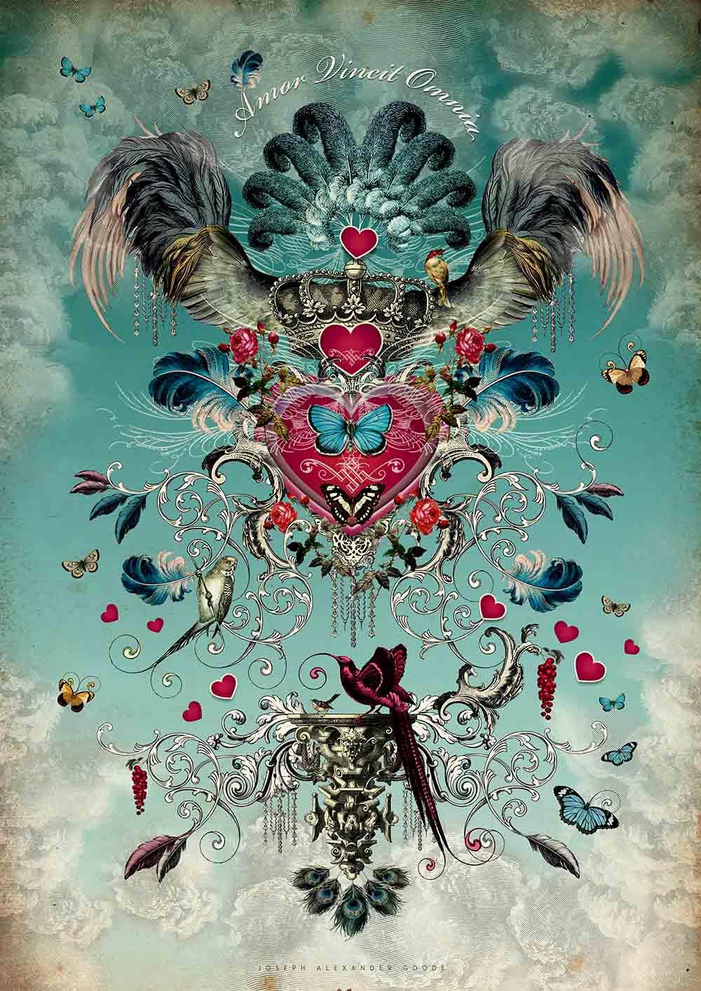 Amor Vincit Omnia by Joseph Alexander Goode