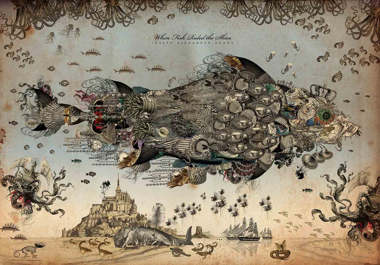 When fish Ruled by Joseph Alexander Goode