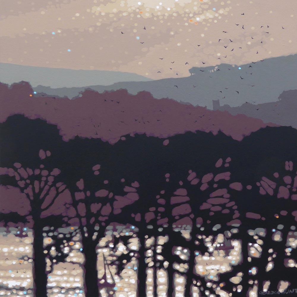 Dawn Chorus by Gordon Hunt