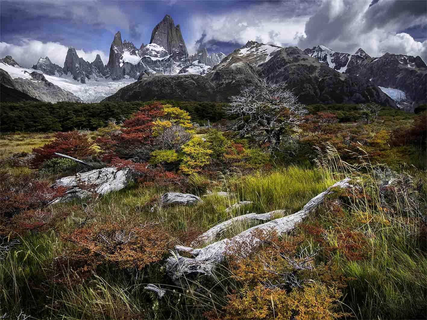 Mount Fitz Roy, Argentina by Ignacio Palacios