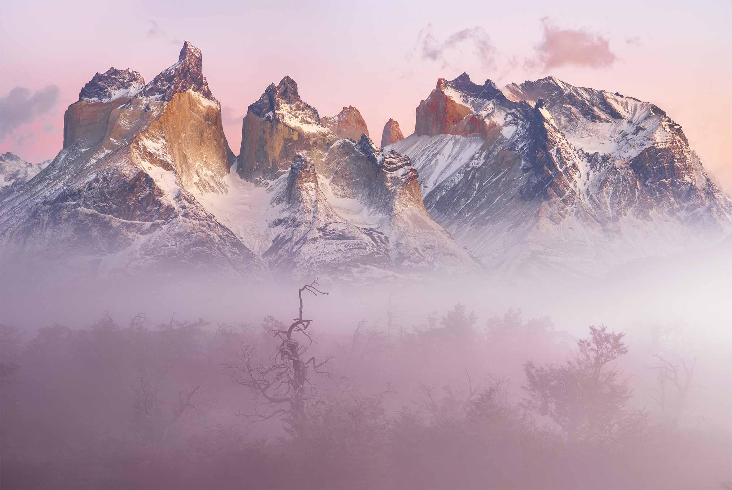 Torres del Paine, Patagonia, Chile by Ignacio Palacios