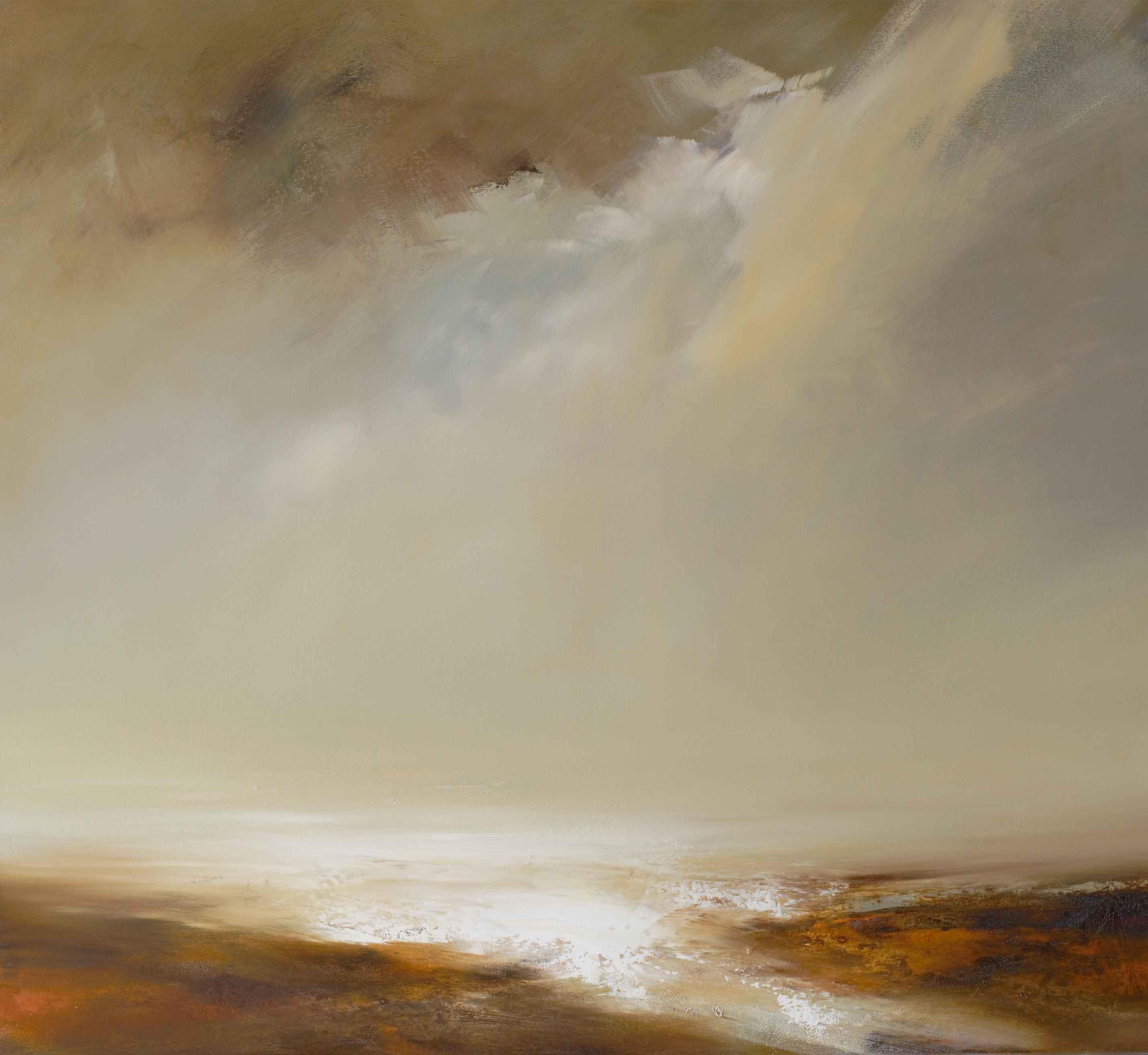 Subtle light between lands by David Taylor