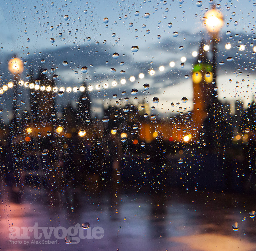 Parliamentary Precipitation by Alex Saberi