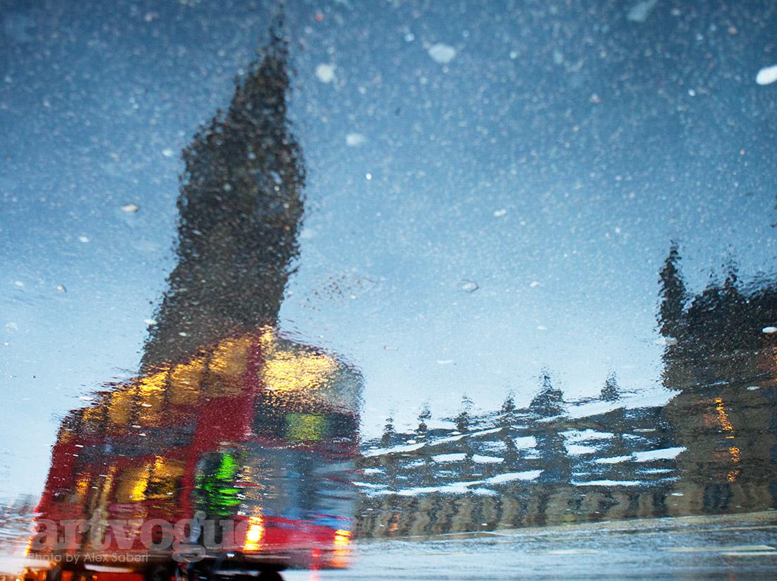 Wet on Westminster by Alex Saberi