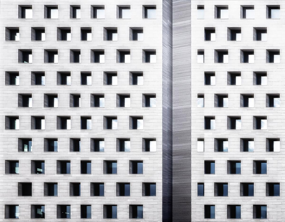 Living in a box by Harry Verschelden