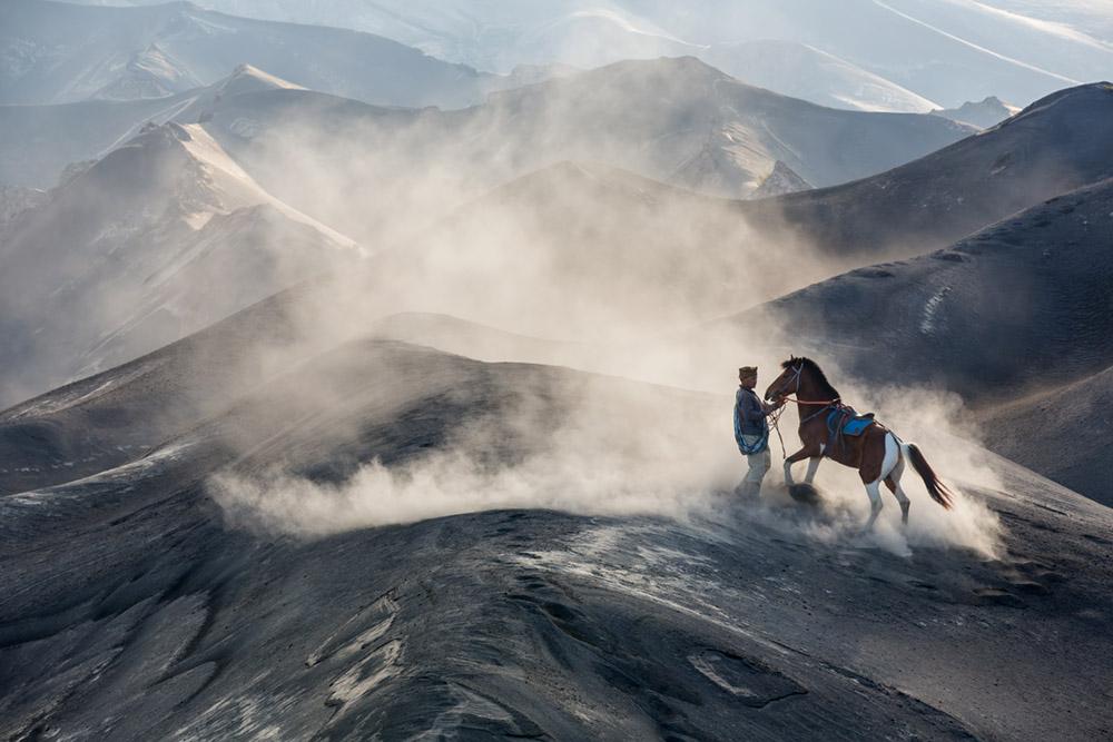 The Horseman by Gunarto Song